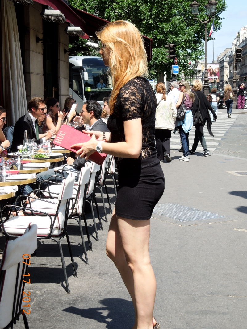 Mini skirts in france Travels Of Bob And Laura Roskoski In Paris France